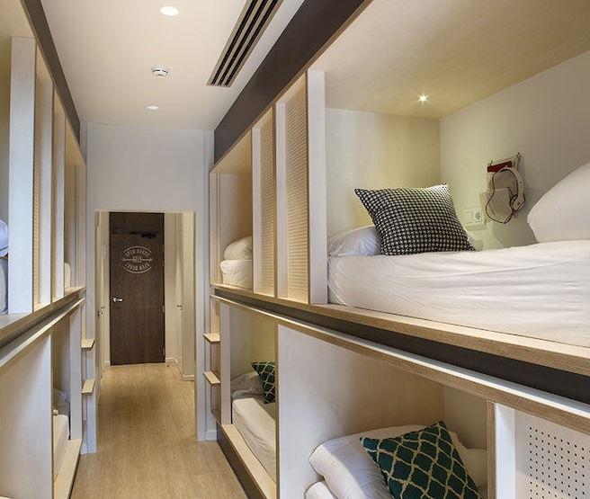 Кровати в Хостел от производителя