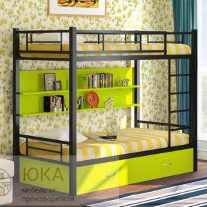 Двухъярусная кровать Венеция 1