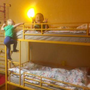 Двухъярусная кровать Венеция